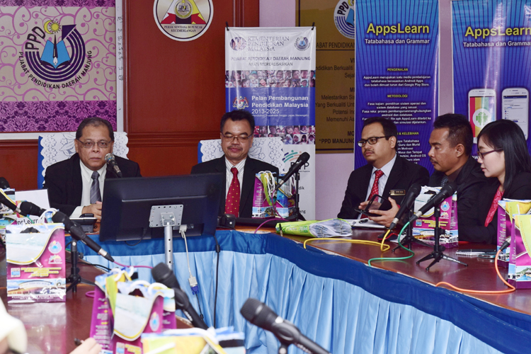 PPD Manjung dan Jabatan Kehakiman Syariah Perak